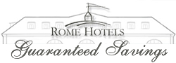 Book your Hotel in Rome