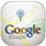 Smartphone apps: a dream trip with Google Maps