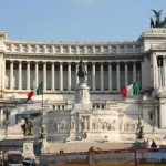 Piazza Venezia and the National Monument to Victor Emmanuel II