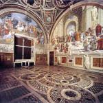 Musei Vaticani: le Stanze di Raffaello
