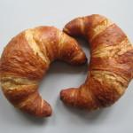 """Croissant """"Cornetti"""" in Rome"""