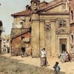 A Museum in Roma in Trastevere
