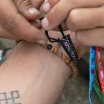 Tourist scam to avoid: the friendship bracelet